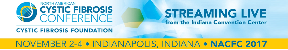 The 31st Annual North American Cystic Fibrosis Conference (NACFC) Livestream