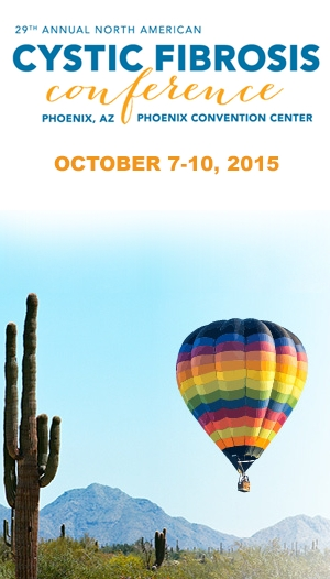 29th Annual North American Cystic Fibrosis Conference