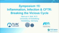 S15: APP&D: Inflammation, Infection & CFTR: Breaking the Vicious Cycle