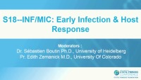 S18: INF/MIC: Early Infection & Host Response