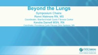 S19: NRS: Beyond the Lungs